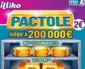 200000 euros gagnés par un Hautmontois grâce au jeu «Pactole»