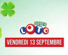 Jackpot de 13 millions d'euros pour le Super Loto du vendredi 13 septembre