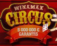 Winamax Circus est de retour