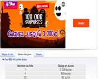 Illiko : « 100 000 Surprises » version Halloween