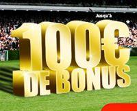 GenyBet : 100 € de bonus jusqu'au 30 juin (prolongé : 31 août)