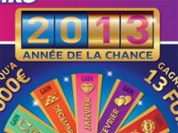 2013, année de chance avec la FDJ ?