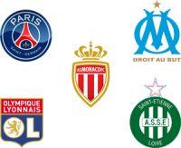 PSG-Marseille et Lyon-Saint Etienne: deux classiques ce dimanche