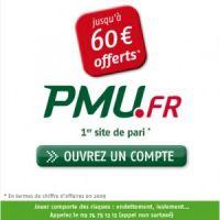 Période de Noël : profitez de 60 € offerts pour parier sur PMU.fr !