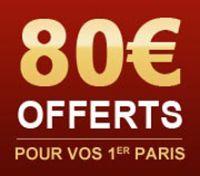 ZEturf passe son bonus de 60€ à 80€ jusqu'au 1er mai 2011