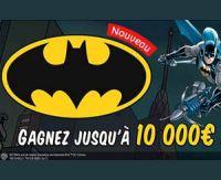 Jouez les justiciers avec le jeu Batman de la FDJ