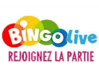 Bingo Live : des parties live toute la journée