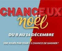 Opération « Chanceux Noël » de la FDJ