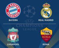 Ligue des champions : quelle sera la finale ?