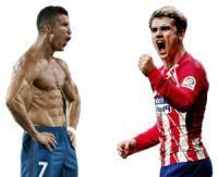 Real-Atlético : duel à distance pour la deuxième place
