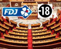 Privatisation de la FDJ : des députés LREM veulent renforcer le contrôle de la vente des jeux aux mineurs