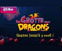 Découvrez le nouveau jeu La Grotte Aux Dragons de la FDJ