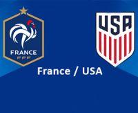 France – États-Unis : dernier match de préparation pour les Bleus
