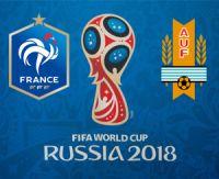 France - Uruguay : Allez les Bleus !