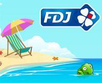 Les jeux FDJ de l'été