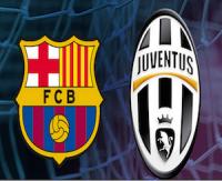 Match retour Barcelone-Juventus