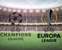 Pariez dès à présent sur le vainqueur de la Ligue des champions et de la Ligue Europa