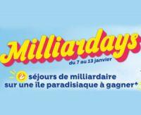 Les Milliardays FDJ