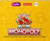 Découvrez Monopoly, le nouveau jeu FDJ