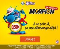 La FDJ relance son jeu emblématique le Morpion