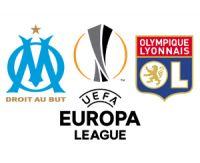 L'OL et l'OM doivent assurer une qualification pour les quarts de Ligue Europa