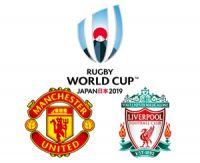 Les paris sportifs de la semaine : quarts de la Coupe du monde rugby et Derby of England