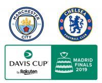 Manchester City reçoit Chelsea, et début de la nouvelle Coupe Davis