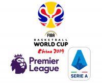 Paris sportifs de la semaine : Coupe du monde de basket et foot