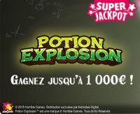 Potion Explosion, le nouveau jeu de la FDJ