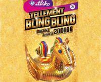 « Tellement Bling Bling » le nouveau jeu à gratter de la FDJ