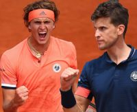Thiem - Zverev : les futurs leaders