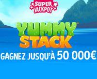 La FDJ présente un nouveau jeu en ligne : Yummy Stack