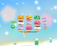 Nouveau design pour le jeu Yummy Stack