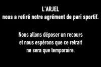 Un agrément retiré pour France-Pari-Sportif.fr