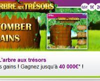 L'arbre aux trésors sur FDJ, c'est quoi ?
