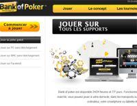 Bank Of Poker, vous connaissez ?