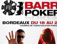 Barrière Poker Tour de Bordeaux : Jean-Pierre Gleize vainqueur