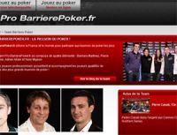 Le casting pour le Barrière Poker Player 2013 est lancé !