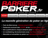 BarrierePoker : La Cagnotte, à vous de décider du prizepool