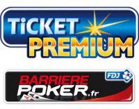 BarrierePoker distribue 500.000 TICKET PREMIUM gratuits