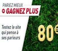 Betnet : 80 € offerts ici du 23 mars au 17 avril 2011