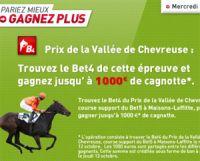 Betnet : le Prix de la Vallée de Chevreuse est à l'honneur à 13h50