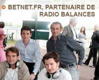 « Radio Balances », partenaire de Betnet