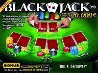 FDJ.fr : jouez au blackjack en ligne pour 20.000 €