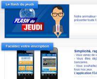 Les bons plans sur FDJ.fr encouragent le jeu en ligne