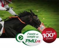 Le bonus de PMU passe de 75€ à 100€ jusqu'au 2 novembre