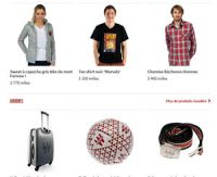 La boutique de Winamax