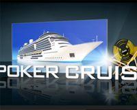 """""""Poker Cruise"""" sur Bwin : croisière de luxe et parties de poker"""