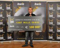 Le « Bwin Poker Hero » a maintenant un visage