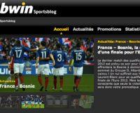 Bwin crée « bwinsportsblog », la nouvelle référence des paris sportifs